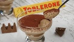 Toblerone Mousse au Chocolat I Schoko-Mousse mit Toblerone