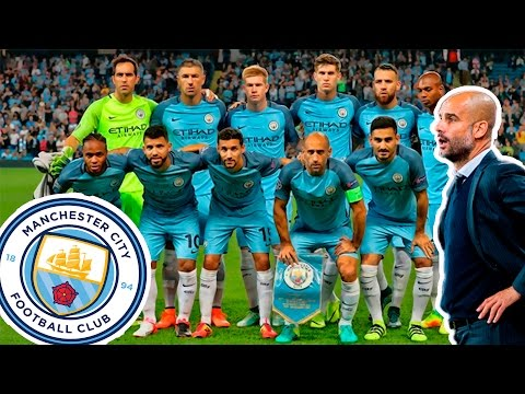 Guardiola - The New Manchester City | 2016/2017 |HD|