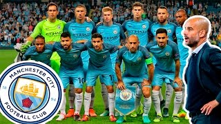 Guardiola - The New Manchester City   2016/2017  HD 