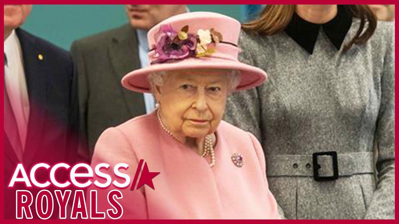 Queen Elizabeth's New Puppy Dies (Reports)