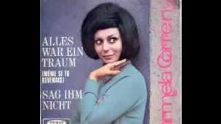Carmela Corren - Alles war ein Traum - 1967 - Chris Howland´s Schlager-Studio