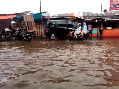 Banjir Jatibarang - Indramayu
