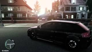 Audi s3 GTA 4 Extreme Graphic Mod (D1alac.com)