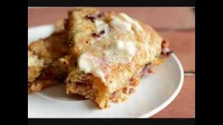 How to make Breakfast  Beacon Cheddar and Chive Scones