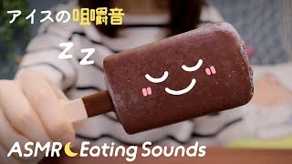 [ASMR] Ice Cream 🍦 Eating Sounds / No Talking