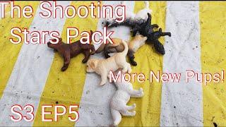 The Shooting Stars Pack(Season 3 EP5) New pups!