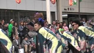 日高火防祭5(水沢25歳厄年) 2013.4.29