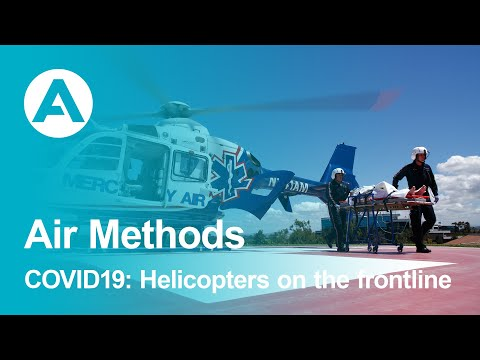 Air Methods - COVID19: Helicopters on the frontline