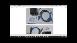nwt spectrum analyzer software installation on windows 10