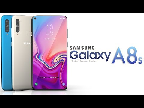 Samsung Galaxy A8s 2018 Trailer Concept Design Official introduction !