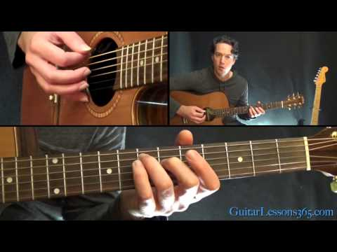 Ed Sheeran - Photograph Guitar Lesson - Super Easy w/No Capo