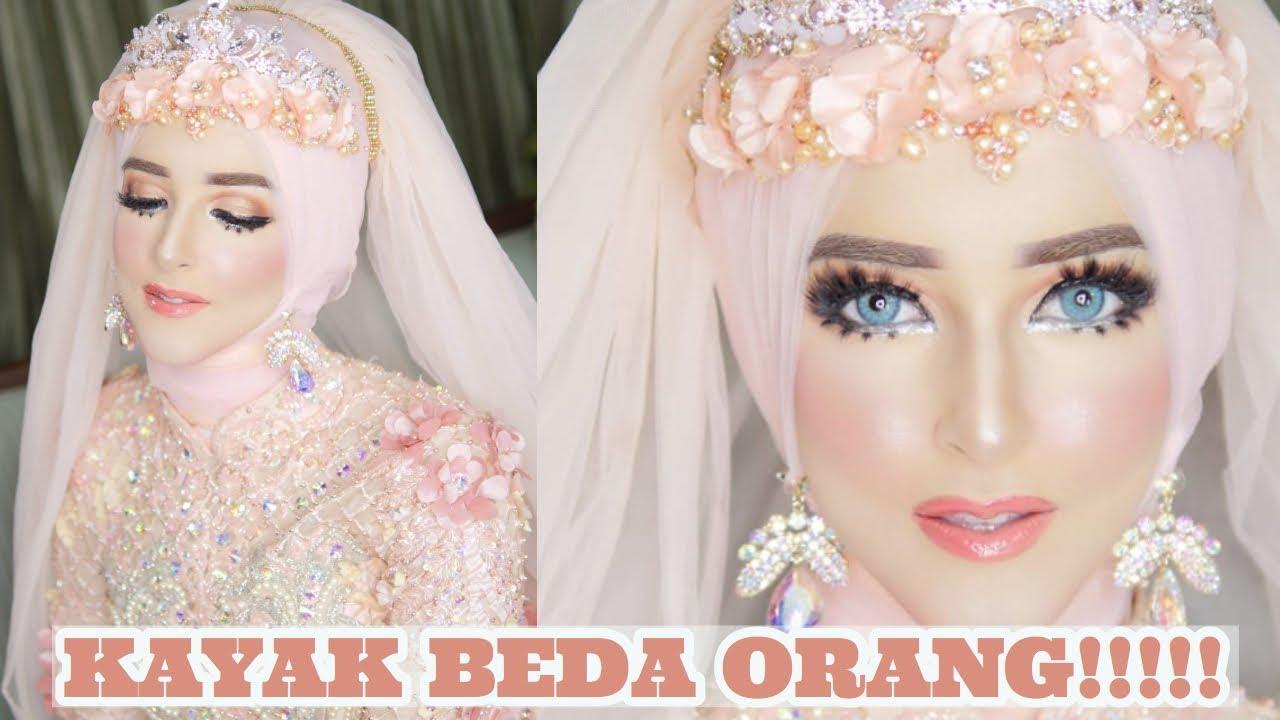Rahasia Makeup Mua Hits Khadijah Azzahra Youtube
