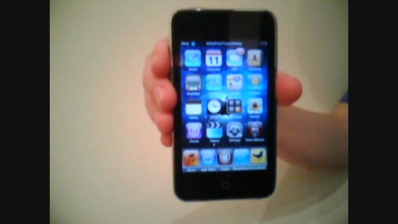 ipod touch 2g 2nd generation 8gb review youtube. Black Bedroom Furniture Sets. Home Design Ideas