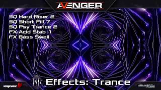 Vengeance Producer Suite - Avenger - Effects: Trance XP