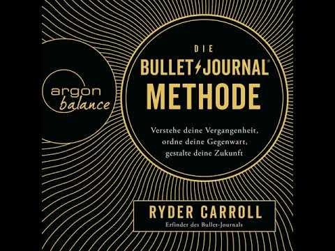 Die Bullet-Journal-Methode YouTube Hörbuch Trailer auf Deutsch