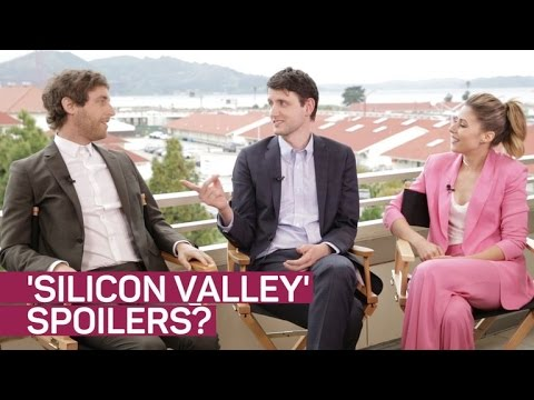 Steamy sex on 'Silicon Valley'?