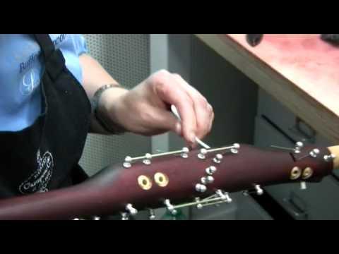 In the Factory: Making a Schreiber Fagott | W Schreiber