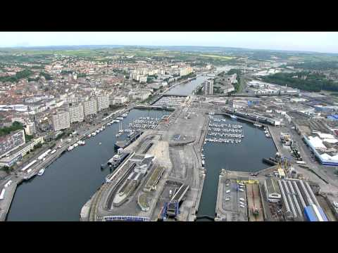 PORT DE PLAISANCE DE BOULOGNE SUR MER, port sur la Côté d'Opale dans le Nord-Pas de Calais