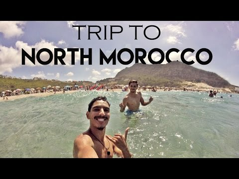 GOPRO: Very north trip (North Morocco)
