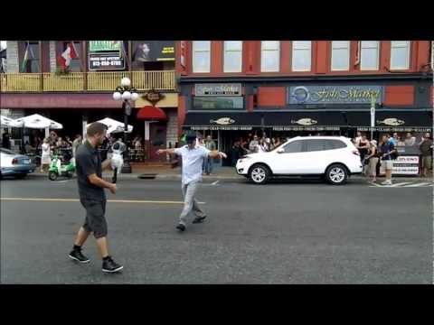 Ottawa Greek Fest 2011 Flash Mob