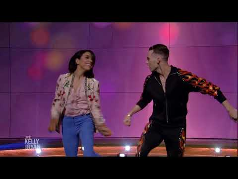 'Dancing with the Stars Winners' Adam Rippon and Jenna Johnson Perform
