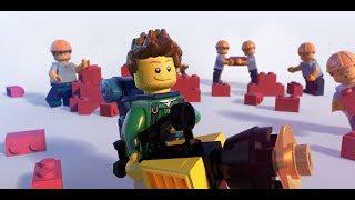 LEGO Cube - First Trailer