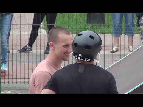 2ч Невинномысск Чемпионат Ставрополья по BMX и самокату в Невинномысске