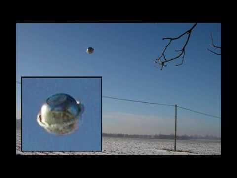 insane ufo in poland