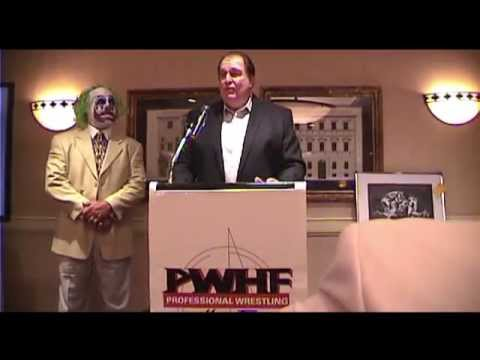 Bill Eadie at The Professional Wrestling Hall of Fame