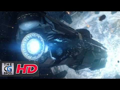 CGI VFX Breakdowns: Halo 4 by Method Studios