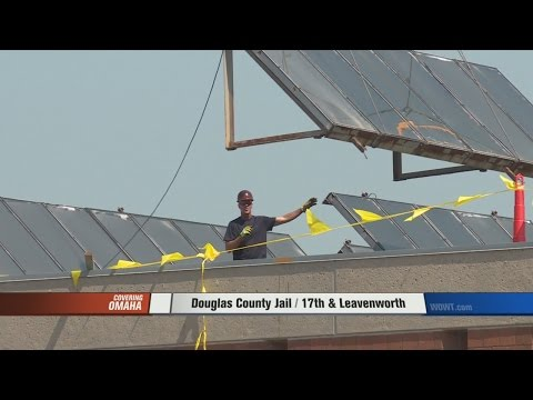Solar Panels Removed From Douglas County Jail