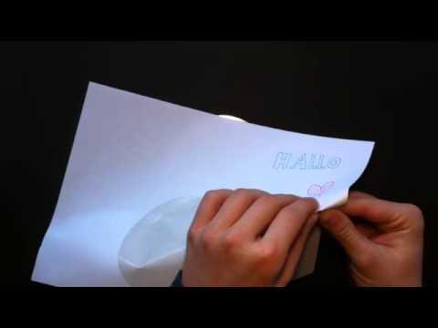 tutorial ein cd druck selber machen youtube. Black Bedroom Furniture Sets. Home Design Ideas