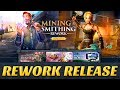 Mining & Smithing Release! - New RuneScape Content