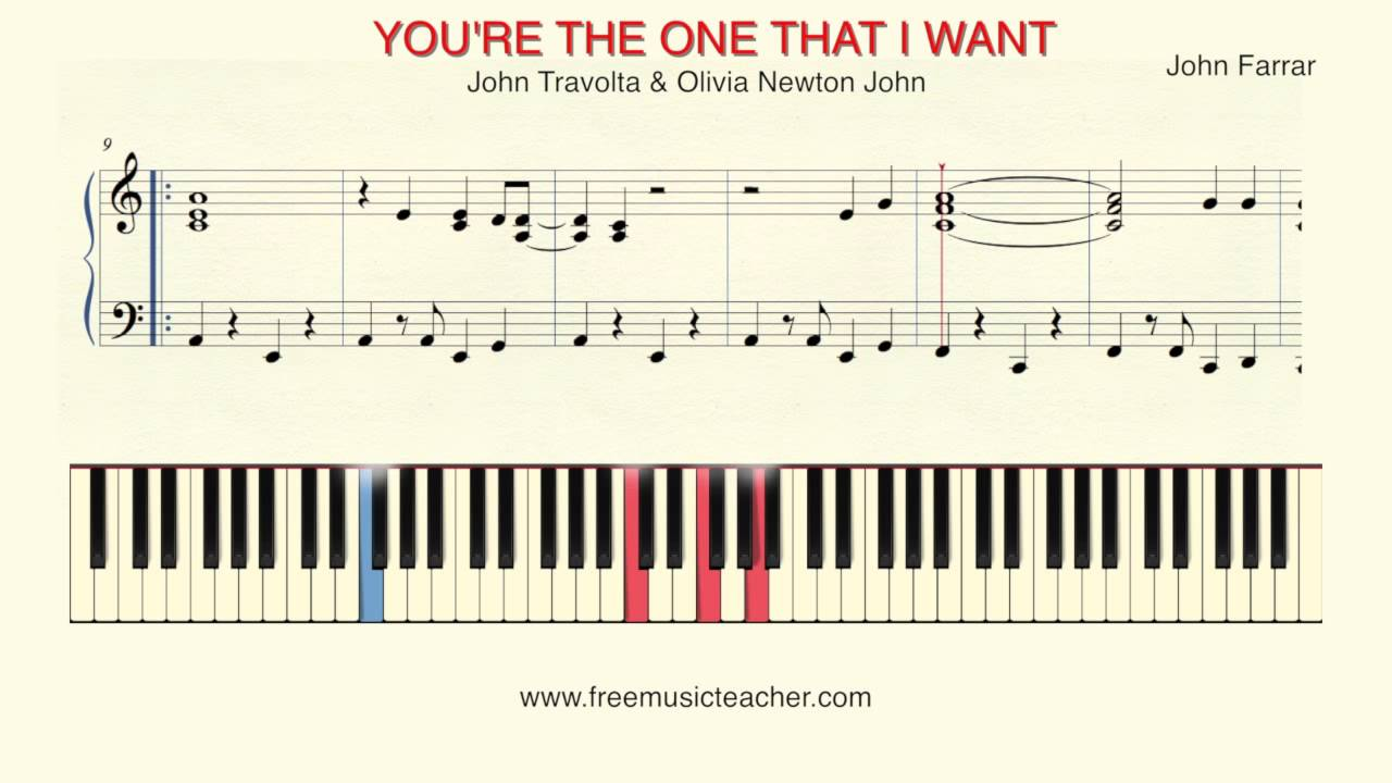 Youre The One That I Want Lo Fang Mp3 [12.40 MB] | Best ...
