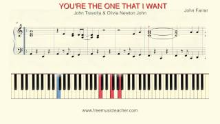 "How To Play Piano: ""YOU"