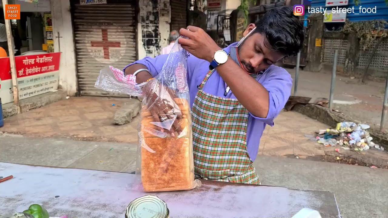 BAHUBALI SANDWICH : Sandwich of the Year 2020 | Mumbai Food Vlog | Street Food India