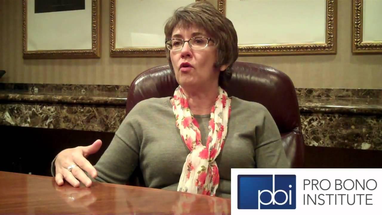Why Do Pro Bono Lisa Borden Baker Donelson Bearman Caldwell