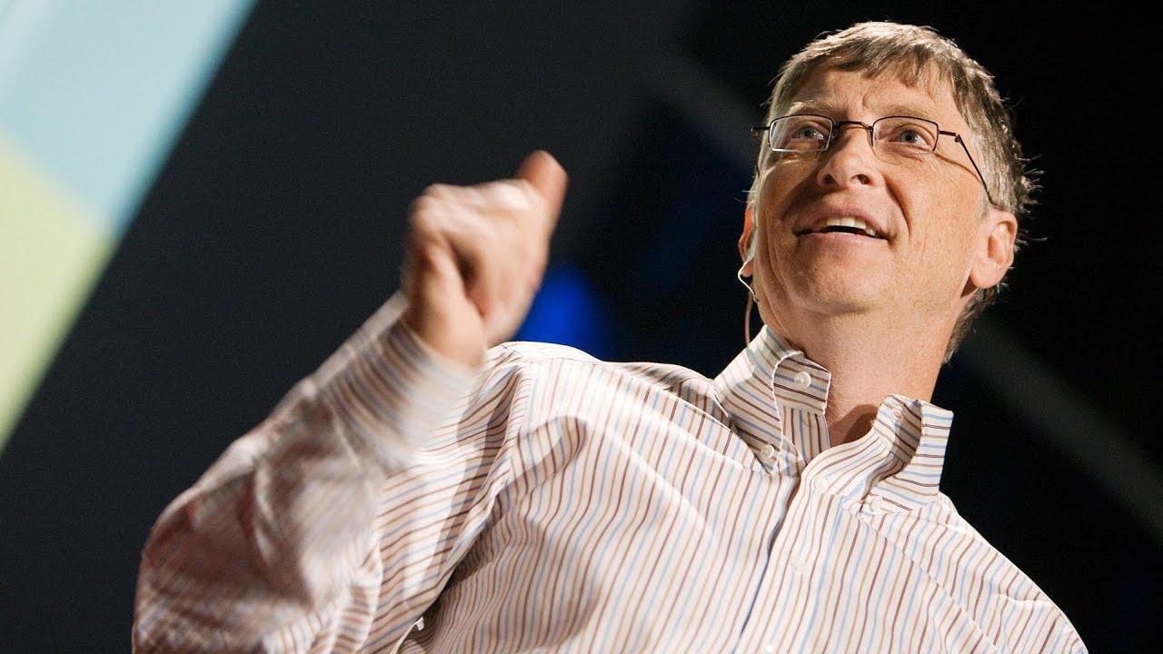Mosquitos, malaria and education - Bill Gates