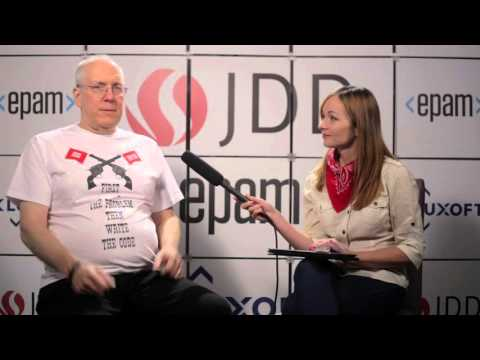 JDD2015 - Interview with Ralph Johnson