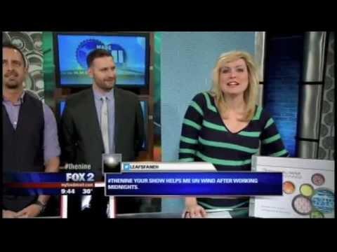 Detroit Wallpaper Company on Fox 2