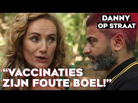 Waarom zijn VACCINATIEWEIGERAARS tegen een mogelijk corona-vaccin?   DANNY OP STRAAT #17