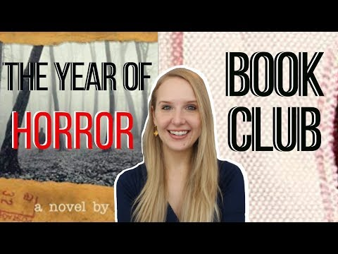 NEW BOOK CLUB ANNOUNCEMENT: The Most Disturbing Books of All Time!