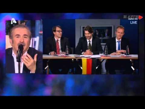 Οι δημιουργοί του Die Anstalt του ZDF: Go on Greece! Fight!