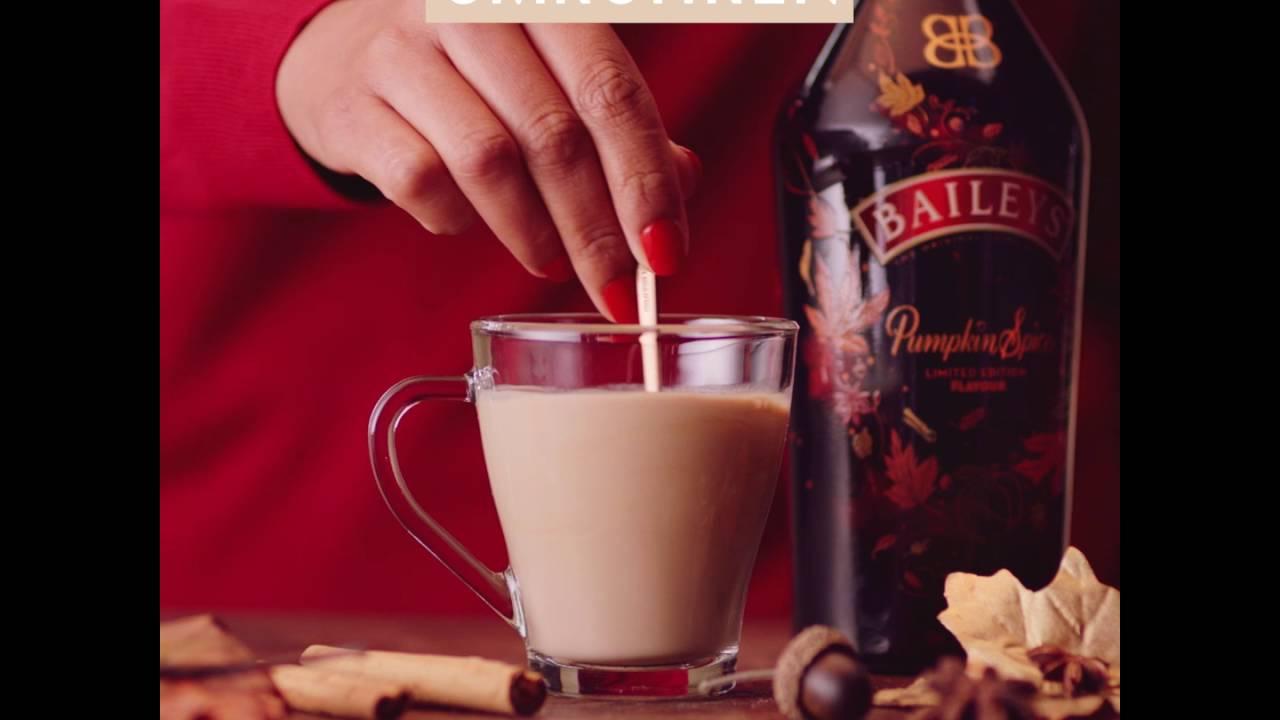 Baileys Pumpkin Spice So Gelingt Der Perfekte Baileys