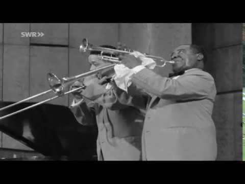 Louis Armstrong, Tiger Rag, Liederalle Stuttgart 1959