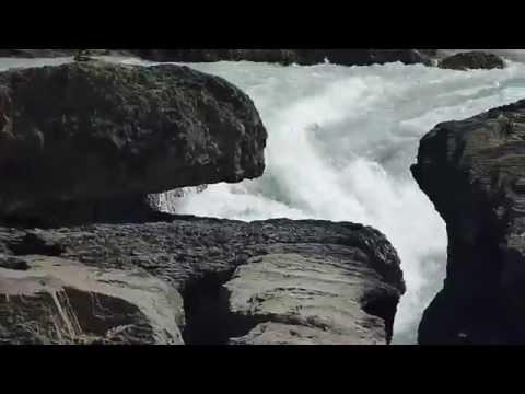 Yoho National Park Natural Bridge