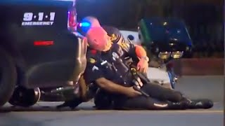Snipers Fire at Police at Dallas Protest 5 Officers Killed, 12 Shot