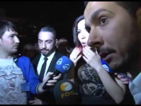 Ruslan Agayev Turkiye muzik odullerinde turk ulduzlari ile ozel