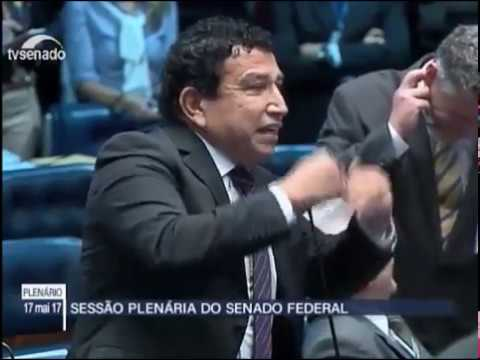 TEMER DELATADO - Veja reação no Senado