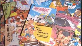 Mosaik-Comics - Eine große Geschichte